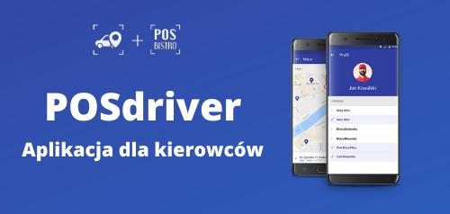POSdriver Aplikacja dla kierowców