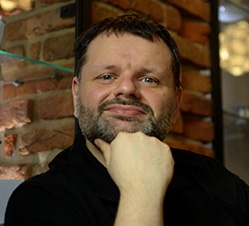 Dominik Hubicki Via Caffe w Krakowie